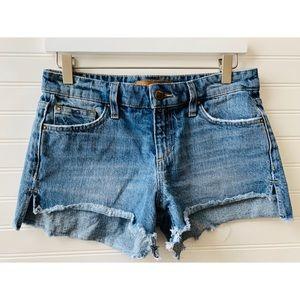 Joe's Jeans | Collector's Edition Raw Hem Shorts